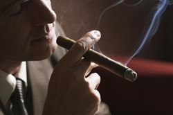 Стимуляция фарингита курением