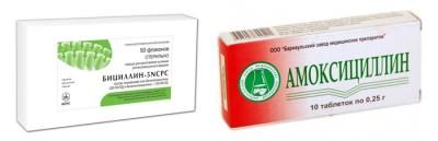 Лекарства от фарингита у взрослых