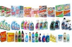 Химическая продукция - причина сухого кашля у ребенка