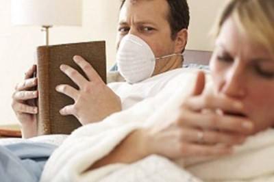 Сухой кашель без температуры у взрослого