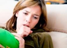 Отходит мокрота сильный кашель