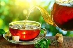 Польза чая с шалфеем при кашле