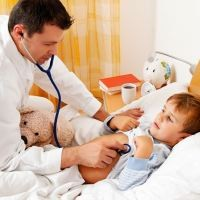 кашель у ребенка 2 года