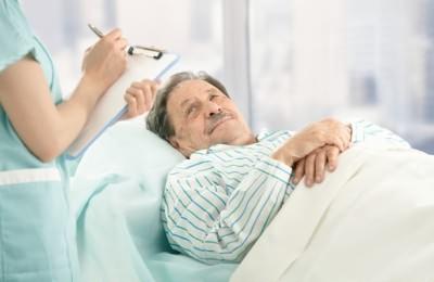 Кашель у лежачих больных