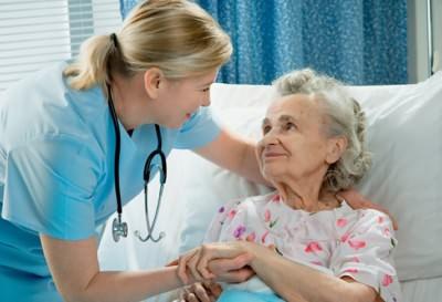 Распространенность пневмонии у пожилых людей