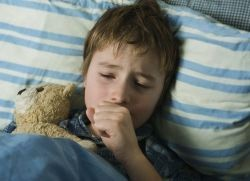 кашель во время сна у ребенка