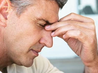 Головная боль может служить признаком катарального синусита