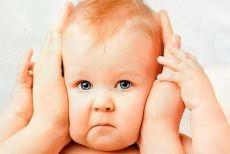 катаральный отит у детей