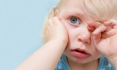 Проблема катарального отита у ребенка