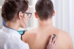 Наблюдение врача при пневмонии