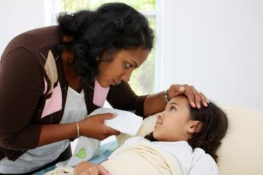 масляный компресс от кашля ребенку