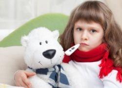 компресс на горло ребенку