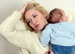 Кормящая мама заболела