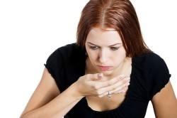 Проблема рвоты при кишечном гриппе