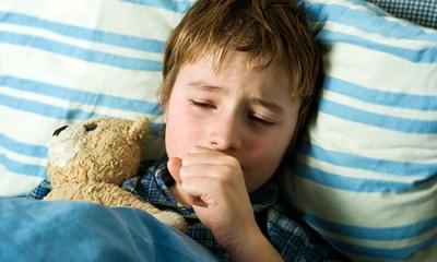 Проблема лающего кашля у ребенка