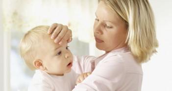 насморк и лающий кашель у ребенка