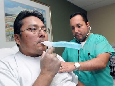 Лекарства от насморка для небулайзера нужно вдыхать