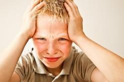 Головная боль - следствие насморка