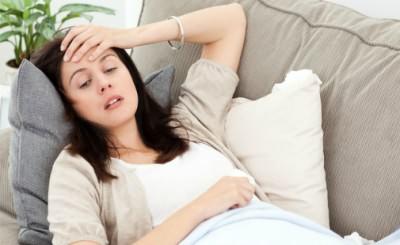 Отит при беременности