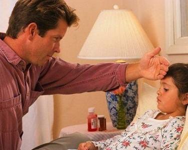 Следить за состоянием ребенка