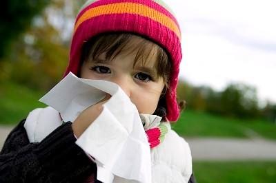 Как распространяется простуда?