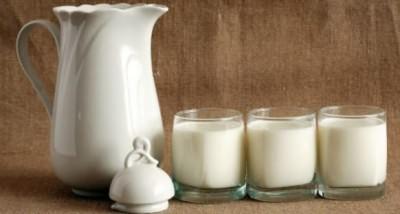 полоскание горла молоком и перцем