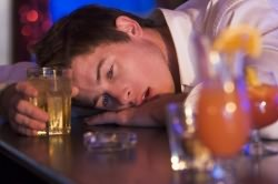 Злоупотребление алкоголем - причина трахеита