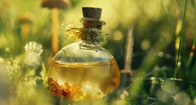 Эфирные масла – частый компонент лечебных леденцов