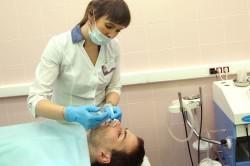 Лечение у врача отоларинголога