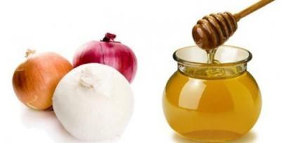 лук мед и чеснок-рецепт от кашля