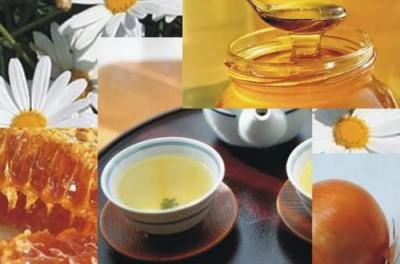 лук сахар и мёд от кашля