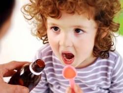 Список препаратов от кашля для детей