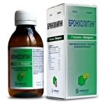 Сироп бронхолитин