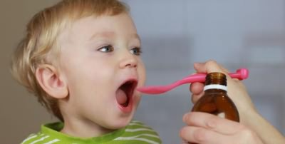 Детские лекарства от кашля
