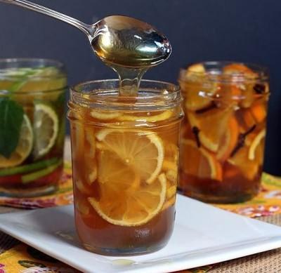 Рецепт медовой лепешки от кашля