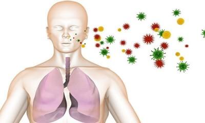 Заражение пневмонией воздушно-капельным путем