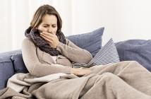 сильное першение в горле и сухой кашель