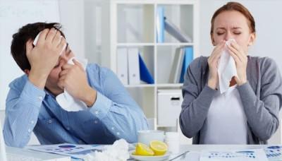 Заболевшие коллеги