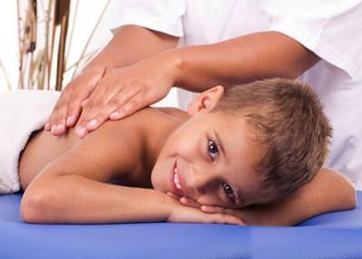 Массаж для ребенка при бронхите