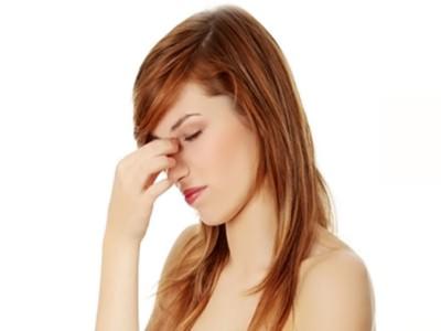 Дискомфорт от заложенности носа