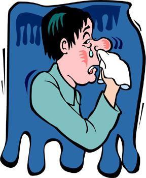 простуда заложенность носа