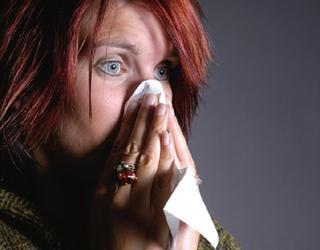 простуда внутри носа