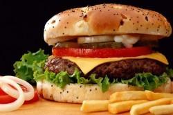 Отказ от вредной пищи во время болезни