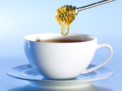 Чай с медом от простуды