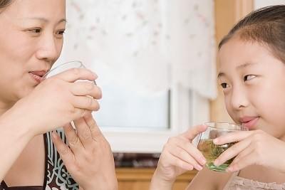 Чай от простуды для детей