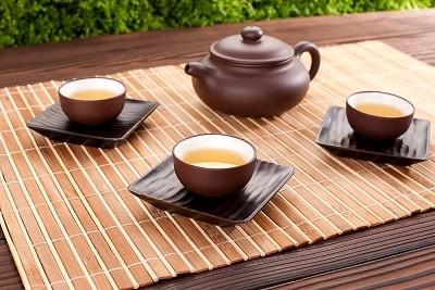 Зеленый чай от простуды