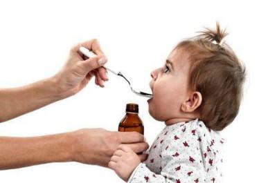 хороший сироп от мокрого кашля для детей