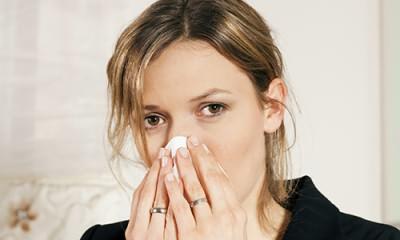 Выделение мокроты с кровью при кашле