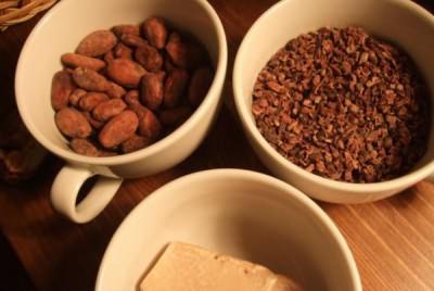 горячее молоко и какао от кашля