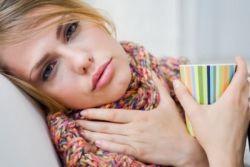 болит горло без температуры и насморка